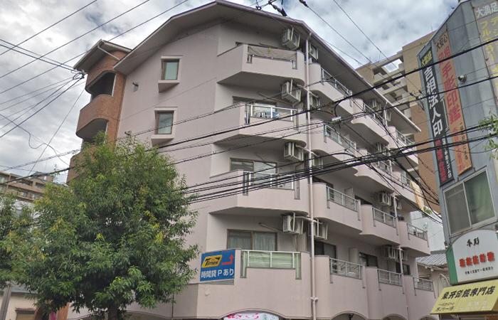 物件番号: 1068119742 エクセレンスハイツ 大阪市淀川区東三国5丁目 1DK マンション 外観写真