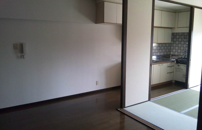 物件番号: 1068100478 クリスタルシャトウ 大阪市淀川区東三国6丁目 2DK マンション 写真3