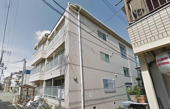 物件番号: 1068106792 グレイスフルUY  大阪市淀川区十八条3丁目 2DK マンション 外観画像