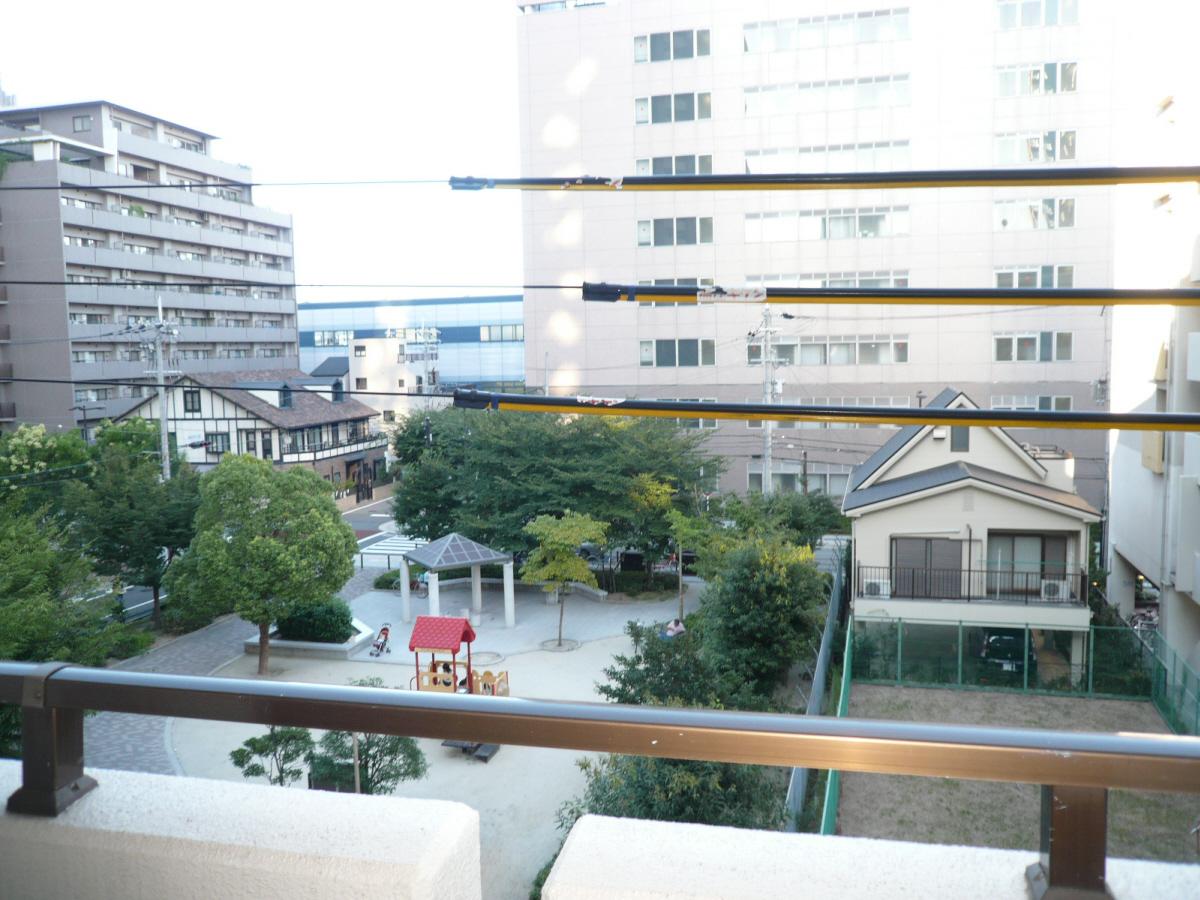 物件番号: 1068114978 ペットマンション冨士 大阪市淀川区新高3丁目 1DK マンション 写真9