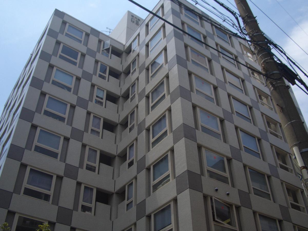 物件番号: 1068110183 新大阪GHビルディング 大阪市淀川区西中島6丁目 1LDK マンション 外観写真