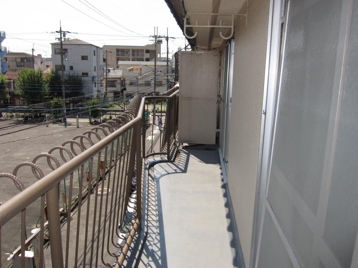 物件番号: 1068134434 新高マンション 大阪市淀川区新高6丁目 2DK マンション 写真9
