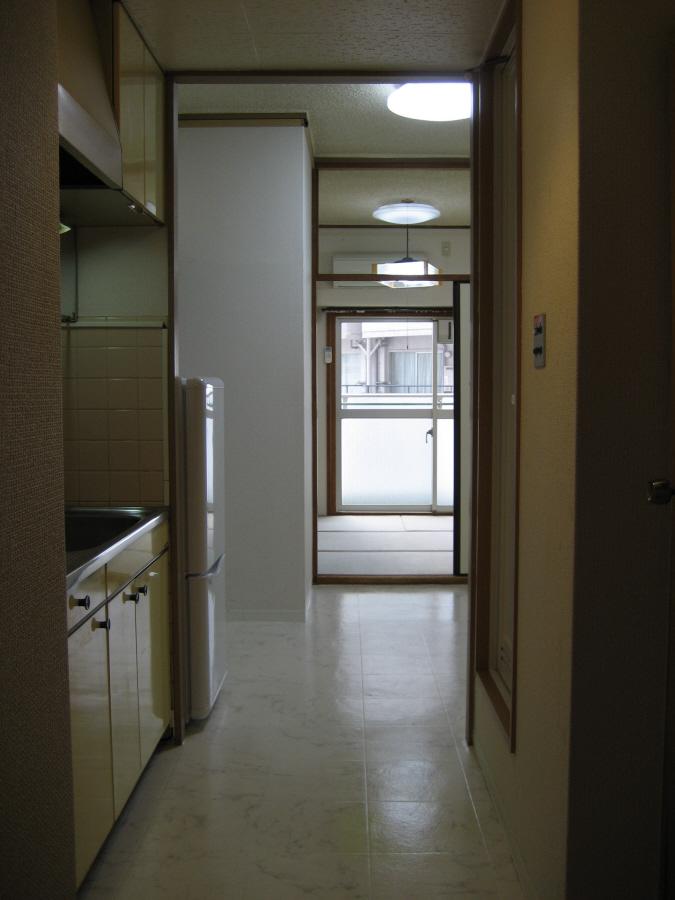 物件番号: 1068133320 ライオンズマンション新大阪 大阪市東淀川区西淡路1丁目 1DK マンション 写真2