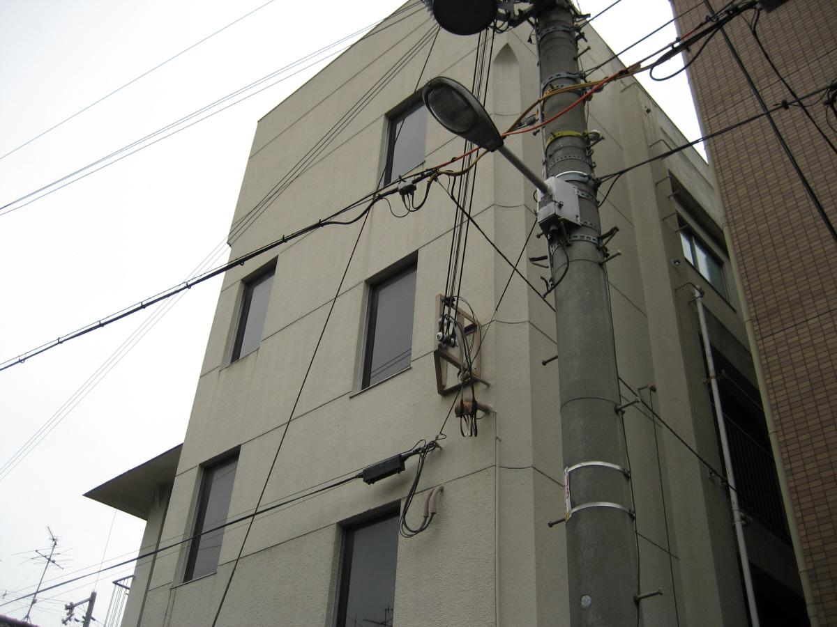 物件番号: 1068134256 クレスト豊新 大阪市東淀川区豊新1丁目 1LDK マンション 外観写真