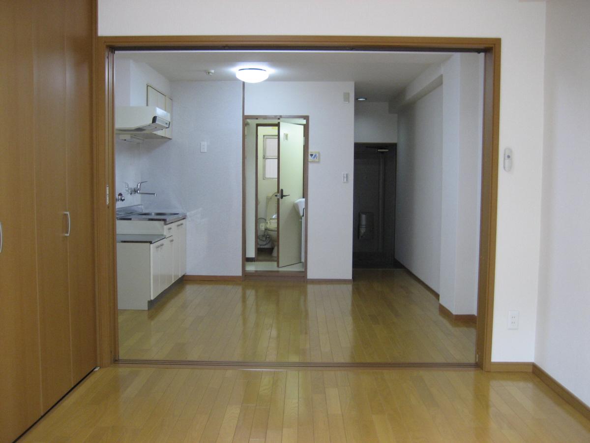 物件番号: 1068134256 クレスト豊新 大阪市東淀川区豊新1丁目 1LDK マンション 写真2