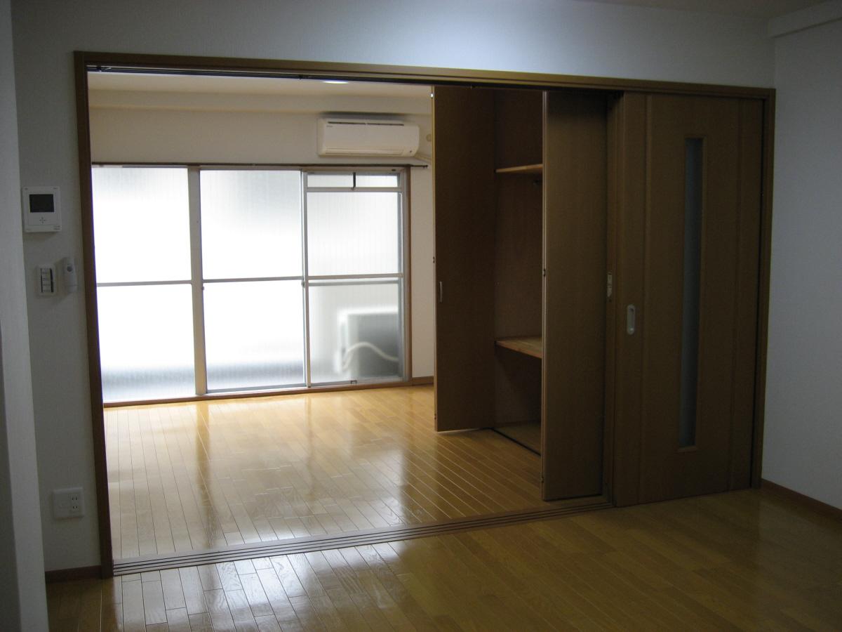 物件番号: 1068134256 クレスト豊新 大阪市東淀川区豊新1丁目 1LDK マンション 写真8