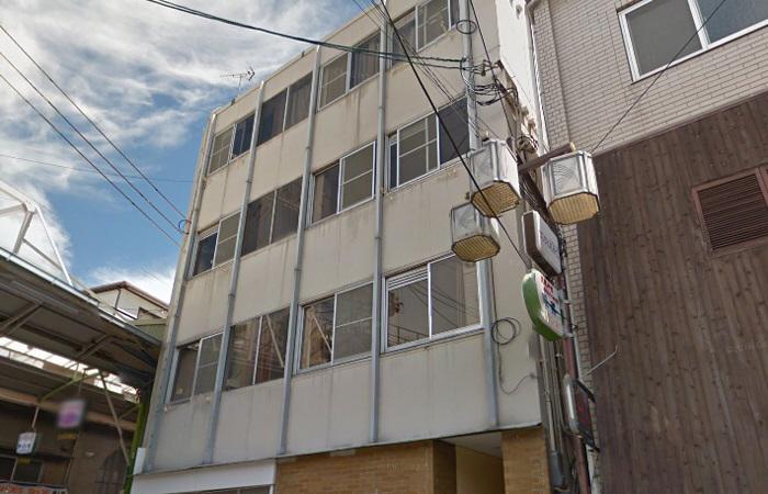 物件番号: 1068134551 ヴィラナリー西三国 大阪市淀川区西三国2丁目 1DK マンション 外観写真