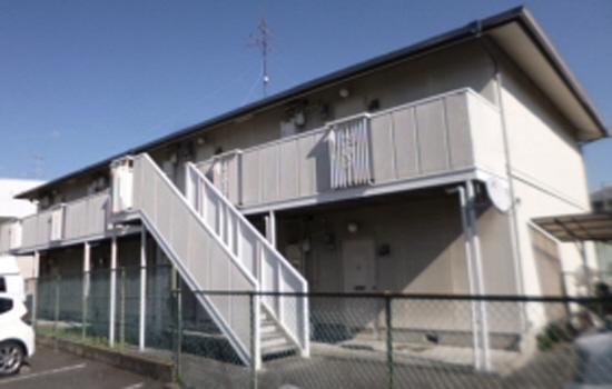 物件番号: 1068135247 ガーデンハイツ淡路 大阪市東淀川区淡路3丁目 1LDK アパート 外観写真