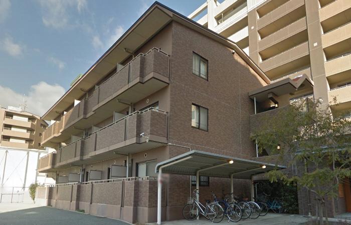 物件番号: 1068135305 govern make 豊中市少路1丁目 1K マンション 外観写真