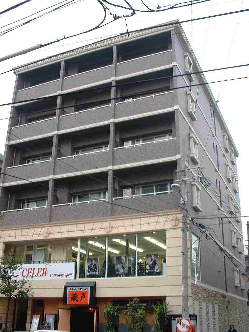 物件番号: 1068122700 エストリーヴルⅡ 大阪市淀川区東三国5丁目 1DK マンション 外観写真