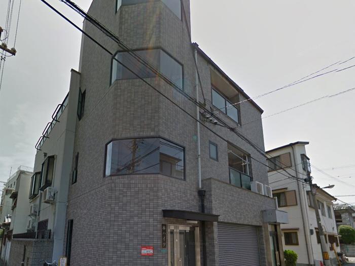 物件番号: 1068134156 林ハイツ 大阪市淀川区十三東3丁目 2DK マンション 外観写真
