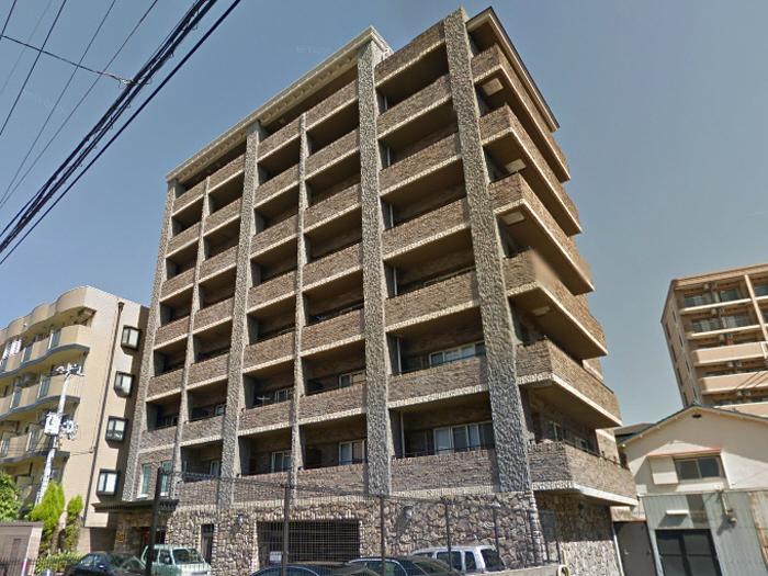 物件番号: 1068129035 エリジオン 大阪市淀川区東三国5丁目 1DK マンション 外観写真