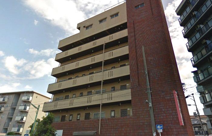 物件番号: 1068135216 メゾンマカカーラ  大阪市東淀川区淡路2丁目 2DK マンション 外観画像