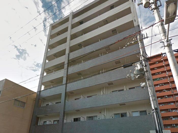 物件番号: 1068114494 パークフラッツ新大阪 大阪市淀川区宮原2丁目 1DK マンション 外観写真