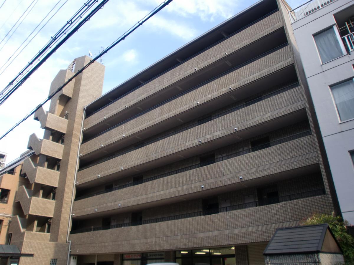 物件番号: 1068137485 ハイムタイヨーⅡ  大阪市淀川区木川西4丁目 2DK マンション 外観画像