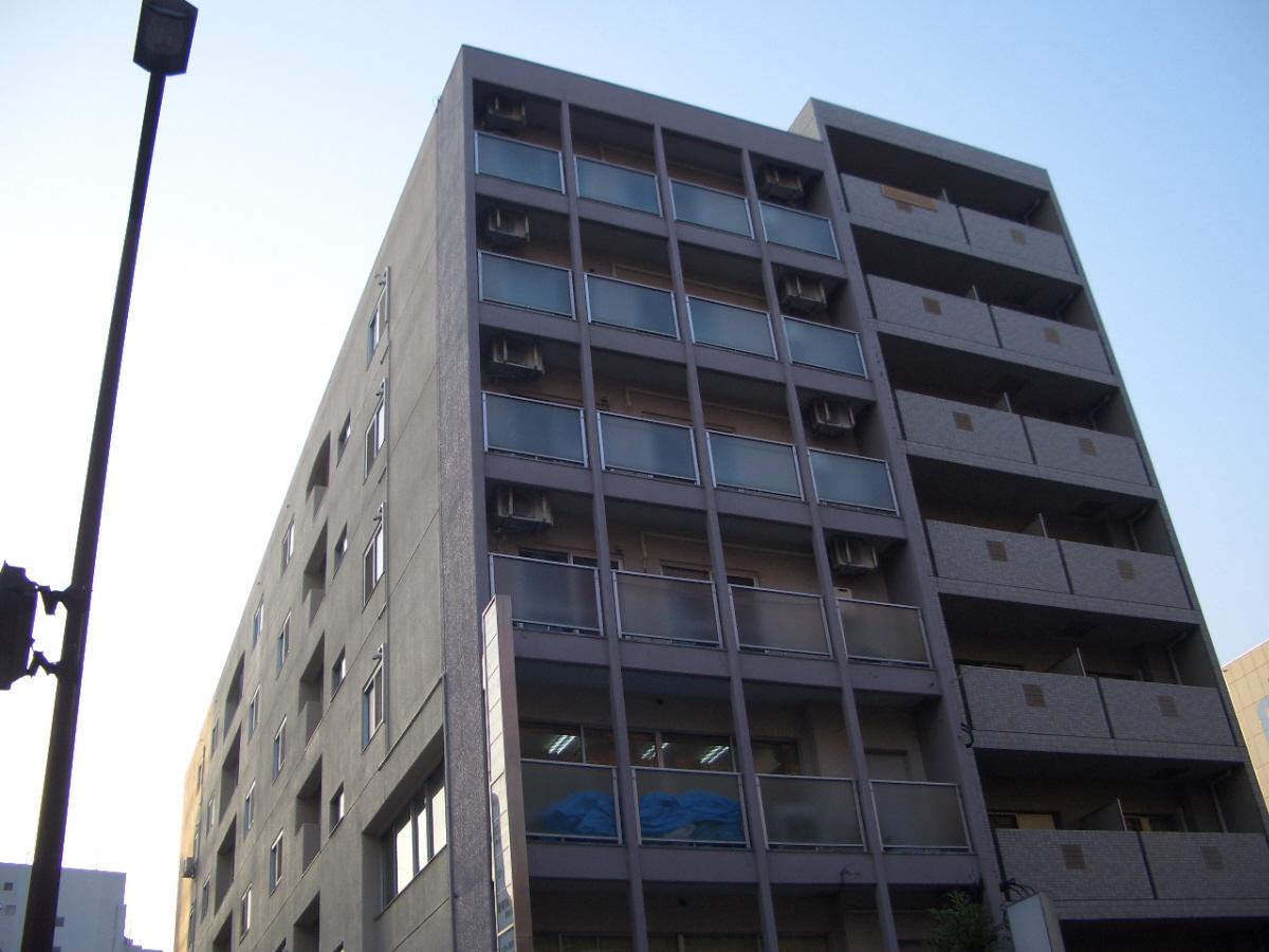 物件番号: 1068101755 新大阪和光 大阪市東淀川区東中島1丁目 1DK マンション 外観写真