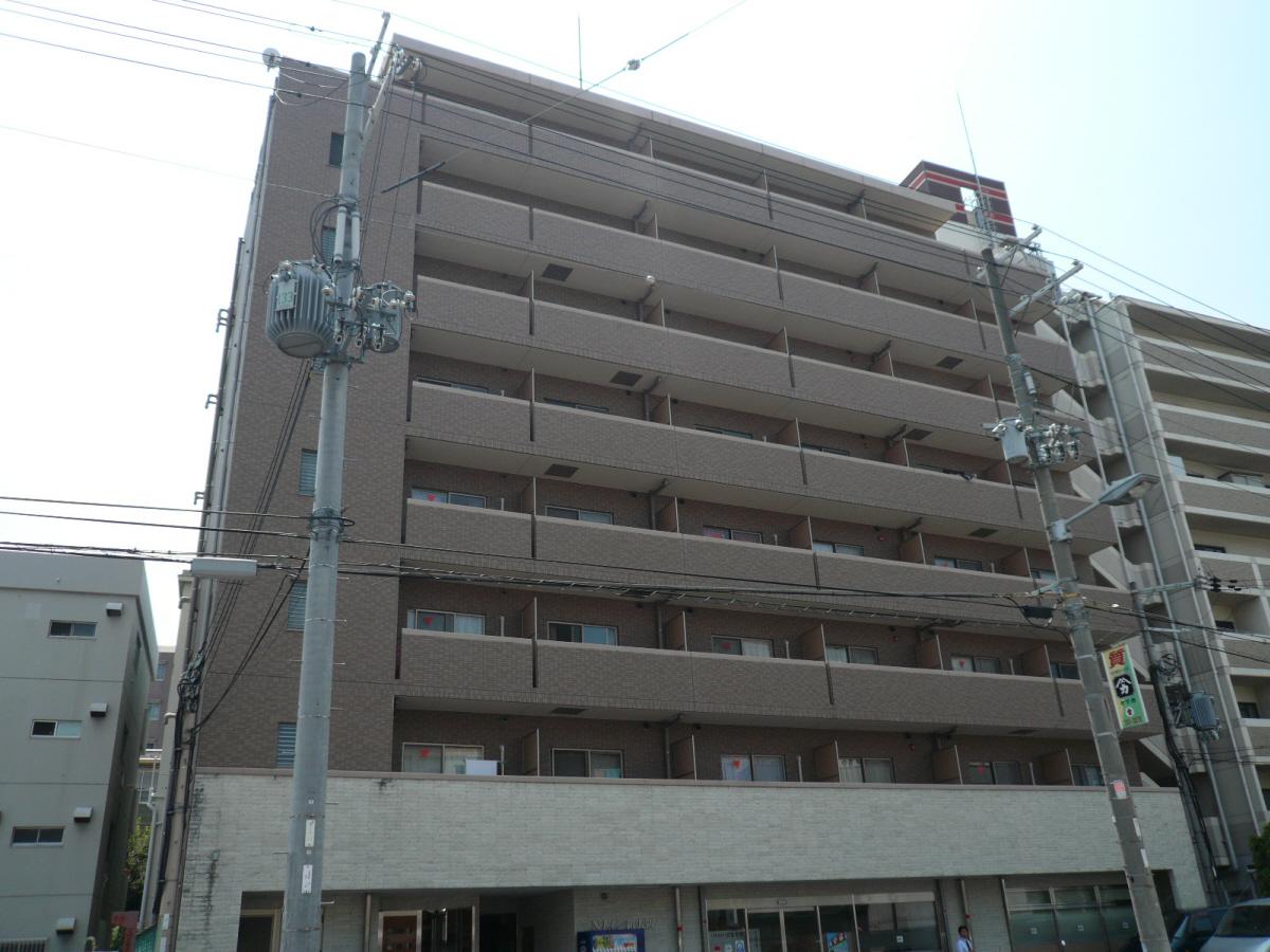 物件番号: 1068137817 NLC新大阪  大阪市淀川区木川東3丁目 1K マンション 外観画像